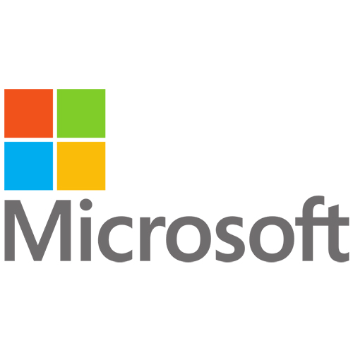 Microsoft Logo Fresh Stance IT